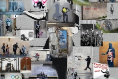 Banksy-Poster-Montage-Din-A0-2